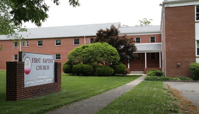 First Baptist Church, Black Mountain