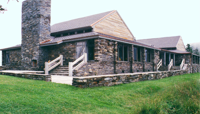 Architectural Design Studio Asheville. Mount Mitchell State Park Architectural Design Studio